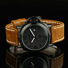 INFANTRY Police Date Leather Sport Analog Military Army Mens Wrist Watch Luxury