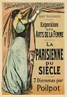 AP56 Vintage French Paris Art Of Women Advertisement Poster Print A1/A2/A3/A4