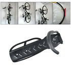 1 or 2 Wall Mounted Bike Hook Holder Hanger Bicycle Cycle Garage Storage Rack
