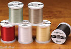 VEEVUS 12 0 THREAD --  Fly Tying by spool or lot