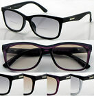 (SR427) Light Tinted Bifocal Lens Reading Glasses+0.50+0.75+1.00+1.25+1.50+1.75