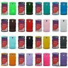 For LG Volt LS740 Rocker Silicone Rubber GEL Soft Skin Phone Case Cover