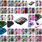Heavy Duty TUFF Hybrid Phone Protective Case Cover For Samsung Galaxy SV S5