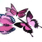 3D Butterflies - Orchid Pink -  Weddings, Invitations, Cards, Cakes, Toppers