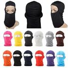 Full Face Mask Motorcycle Cycling Ski Neck Protecting Outdoor Lycra Balaclava