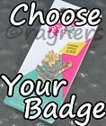 ★ London 2012 Olympic Games Torch Relay Pin Badge ★ Choose Your Location