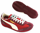 Puma SF77 Mens Boys Lace Up Trainers (354656 03) D131