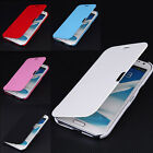For Samsung Galaxy Note II 2 N7100 Magnetic Flip Cover PU Leather Case Pouch