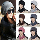 Women hats scarf cap piles of dual-use fashion turban head cap sleeve Newest
