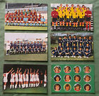 F.K.S - 1975 Euro Soccer Postcard Trade Card  -Select From Below