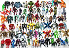 """BEN 10 4"""" Action Figure Lot 1 Many to Choose from...Alien Force,Ultimate + More!"""