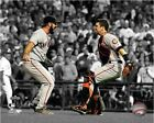 Buster Posey Brian Wilson San Francisco Giants Celebration Photo (Select Size)