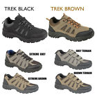 Mens Hiking Walking Trail MECURY MX2 Boots Trainer Lace Up Shoes Sizes Ankle