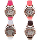 Womens Watch with Diamond Decoration Stars and Moon Pattern Eid