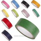 Japanese 15mm Wide Decorative Craft Paper Pure Color Washi Tape 5M 1Roll
