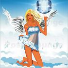 Poster / Leinwandbild disco angel - Mandy Reinmuth