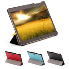 "3 Foldings Awake/Sleep Stand Cover Case For Samsung Galaxy TabS 10.5"" T800/T805C"