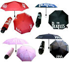 The Beatles Umbrella - Abbey Road/Classic Logo - New + Official Apple Corps Ltd