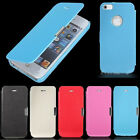 New Flip PU Leather Hard Magnetic Case Cover Skin For Apple iPhone 6