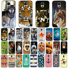 60 Color Hot Various Animals Pattern Case Cover Skin For Samsung Galaxy S3 S4 S5