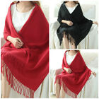 Womens/Ladies Fashion Winter Fall Cotton Neck Warmer Scarf Shawl Long Wrap