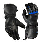 Katahdin Snow Gear Apex Leather Gloves Blue SM-4XL