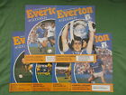 Everton  Home Programmes 1980 -1992 Season