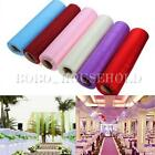 """12""""x25yd Tulle Roll Spool Tutu Wedding Decoration Party Bow Craft 12""""x75'Colours"""
