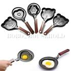 Mini Cartoon Egg Pan Poacher Outdoor Kitchen Non-stick Fried Cookware Pancake