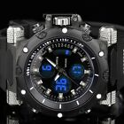 INFANTRY MILITARY LUME ARMY POLICE QUARTZ DIGITAL SPORT MENS LUXURY WRIST WATCH