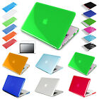 """New Crystal Hard Case Shell Cover+Keyboard Cover For Apple Macbook Pro 13"""" A1278"""