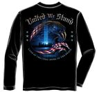 Erazor Bits FF2067LS Long Sleeve United We Stand Black Shirt