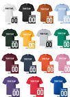CUSTOM T-Shirt JERSEY Personalized ANY COLOR Name Number Team Softball Football image