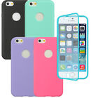 Wrap Up TPU Impact Case Cover with Built in Screen Protector for iPhone 6 4.7