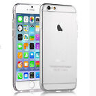 1X Thin Transparent Clear Glossy Soft Back TPU Case Cover Skin For iPhone 6 4.7""
