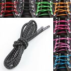Elastic Round Shoelaces Sneakers Sport Trainer Shoe Boot Cord String laces Cord