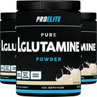Pro Elite Pure L Glutamine 500g Increase Strength, Stamina & Recovery