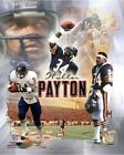 Walter Payton Chicago Bears NFL Composite Photo (Select Size)