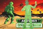 Halloween Green Army Men Private Morph BNIP 7-11yrs Toy Story Morphsuit Costume