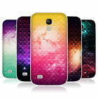HEAD CASE PRINTED STUDDED OMBRE GEL SKIN CASE FOR SAMSUNG GALAXY S4 MINI I9190
