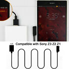 Quality Magnetic Power Charger Adapter USB Charging Cable Lead For Sony Xperia