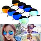 Retro Fashion John Lennon Sun Glasses Hinge Circle Round Glasses Vintage Hippie