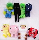 1x Hot Sale Enderman Baby Mooshroom Pig Squid Ocelot Creeper Plush Soft Toy - CB