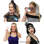 A391 Decades Instant Kit 20s 50s 70s 80s Party Fancy Dress Costume Accessory