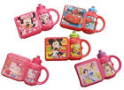 DISNEY HELLO KITTY LUNCH FOOD BOX HANDLE & SPORTS DRINKS BOTTLE SCHOOL DINNER