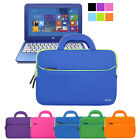 Notebook Handle Carrying Cover Sleeve Case Bag For HP Stream 11 11.6-inch Laptop