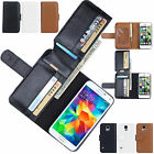 Luxury Card Photo Wallet Leather Flip Case Cover For Samsung Galaxy Note 4 N9100