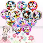"Multiple Christmas Mickey Minnie 18"" Helium Foil Balloons Party Supplies Decor"