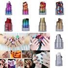 1pot Starry Sky Foil Nail Art Sickers Transfer Manicure Tips Decal Decoration