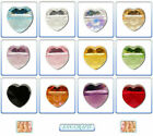 Swarovski Crystal Beads 5742 Heart *All Sizes* * Many Colours *